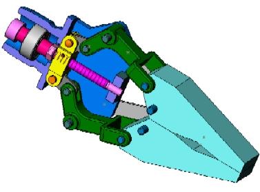 pince de robot